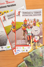 Trinidad and Tobago International Marathon Press Conference