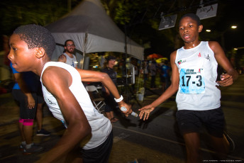 The Trinidad and Tobago Five-Leg Relay 2020