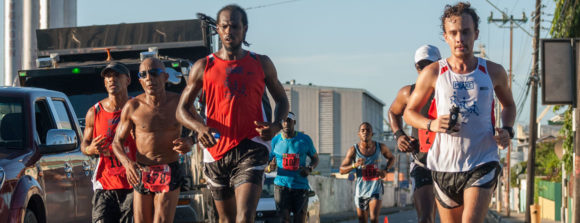 2013 TT International Marathon – Marathon and Half Marathon