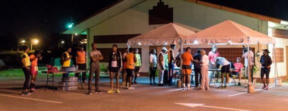 28 Foreigners in Marathon Field