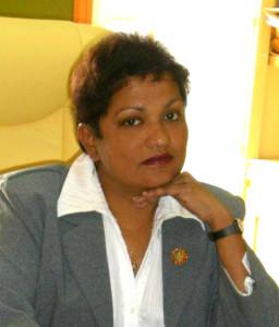 Dana Seetahal via Wikimedia Commons http://en.wikipedia.org/wiki/File:DanaSeetahalSC.jpg