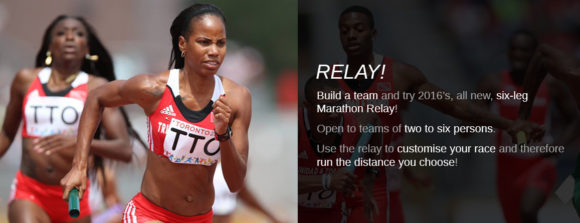 The Six-Leg Marathon Relay!